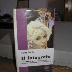 Libros de segunda mano: EL FOTÓGRAFO 1ª ED. (PIERRE BOULLE). Lote 25849814