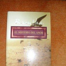 Libros de segunda mano: EL MISTERIO DEL AMOR. Lote 26918948
