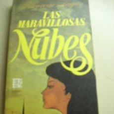 Libros de segunda mano: LAS MARAVILLOSAS NUBES, NOVELA DE FRANÇOISE SAGAN. PRIMERA EDICIÓN, NOVIENBRE DE 1976. 132 PAGINAS. . Lote 25757334
