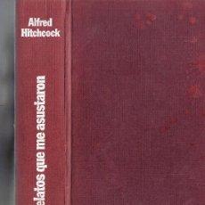 Libros de segunda mano: 25 CUENTOS Y RELATOS FAVORITOS DE ALFRED HITCHCOCK . Lote 16818535