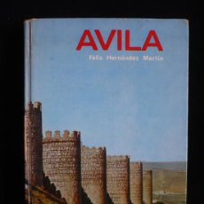 Libros de segunda mano: AVILA, FELIX HERNANDEZ MARTIN. EDITORIAL EVEREST. 1974. Lote 9178583