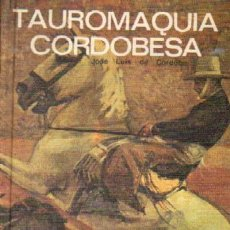 Libros de segunda mano: TAUROMAQUIA CORDOBESA (T-3). Lote 19145252