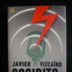 Libros de segunda mano: COCIDITO MADRILEÑO. JAVIER VIZCAINO. ED. FOCA. CONTIENE CD. 2003 200 PAG. Lote 14750559