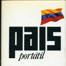 Libros de segunda mano: ADRIANO GONZÁLEZ LEÓN - PAIS PORTATIL - 1984 - CIRCULO DE LECTORES. Lote 16400938