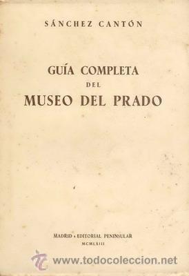 GUIA COMPLETA DEL MUSEO DEL PRADO (Libros de Segunda Mano - Bellas artes, ocio y coleccionismo - Otros)