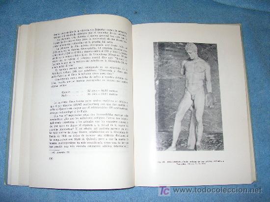 Libros de segunda mano: LOS JUEGOS OLIMPICOS ANTIGUOS - CONRADO DURANTEZ - BELLAMENTE ILUSTRADO. - Foto 5 - 16122581