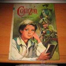 Libros de segunda mano: CORAZON .....EDMUNDO DE AMICIS....COLECCION AMABLE Nº 6.....EDITORIAL VASCO AMERICANA. Lote 9348087