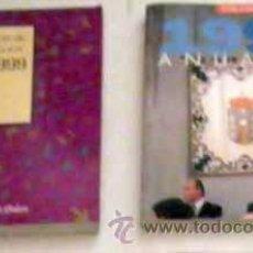 Libros de segunda mano: ANUARIO DE GALICIA EN 1999 EN DOS TOMOS. Lote 14747584