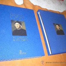 Libros de segunda mano: CRISTOBAL COLON DE CORSARIO A ALMIRANTE. Lote 18254363