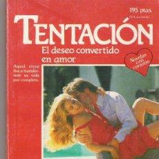 Libros de segunda mano: NOVELAS DE AMOR--TENTACION---LLAMA TRES VECES---AUTOR ANGEL MILAN. Lote 27116602