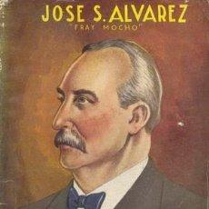 Libros de segunda mano: UN VIAJE AL PAÍS DE LOS MATREROS. Lote 21615606