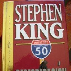 Libros de segunda mano: DESESPERACION: STEPHEN KING. 1996. ORBIS - FABRI. Lote 45537202