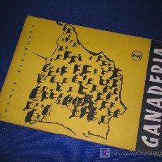 Libros de segunda mano: TEMAS ESPAÑOLES Nº 327 - GANADERIA - EMILIO FORNET DE ASENSI - PUBLICACIONES ESPAÑOLAS 1957. Lote 9662270