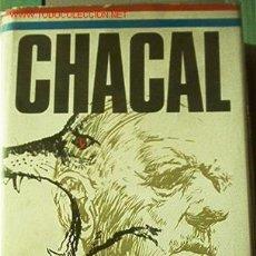 Libros de segunda mano: FREDERICK FORSYTH. CHACAL. BARCELONA, 1973. Lote 21163120