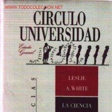 Libros de segunda mano: LA CIENCIA DE LA CULTURA ... POR LESLIE A. WHITE ...1988. Lote 194668445