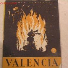 Libros de segunda mano: TEMAS ESPAÑOLES. AÑOS 50. VALENCIA. Lote 10242736
