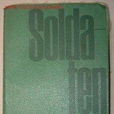 Libros de segunda mano: LIBRO SOLDATEN BUCH, 1959. Lote 9508768