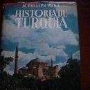 Libros de segunda mano: HISTORIA DE TURQUIA. Lote 23676116