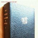 Libros de segunda mano: LOS PREMIOS GONCOURT DE NOVELA. TOMO V PLAZA & JANÉS 1965. 1838 PÁGINAS . Lote 25868251