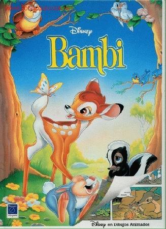 Resultado de imagen de bambi libro disney