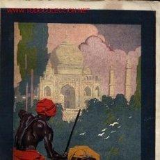 Libros de segunda mano: LA INDIA ............19?? .. POR PIERRE LOTI. Lote 17717009