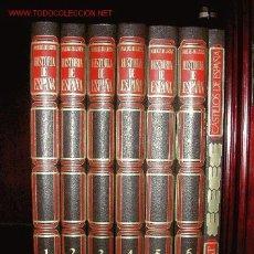 Libros de segunda mano: HISTORIA DE ESPAÑA DEL MARQUES DE LOZOYA. Lote 27155129