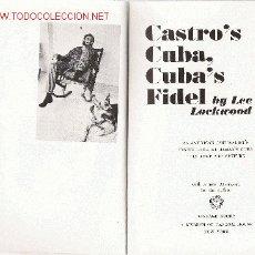 Libros de segunda mano - Fidel Castro - 23134774