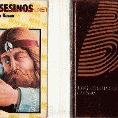 Libros de segunda mano: LOS ASESINOS / ELIA KAZAN. Lote 20975464