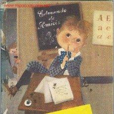 Libros de segunda mano: UXL CORAZON DE EDMUNDO DE AMICIS CON ILUSTRACIONES DE PABLO RAMIREZ DENTRO TEXTO. Lote 23982417