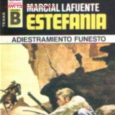 Libros de segunda mano: MARCIAL LAFUENTE ESTEFANIA. Lote 2022546