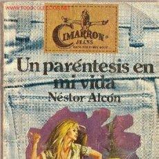 Libros de segunda mano: 'UN PARÉNTESIS EN MI VIDA', DE NÉSTOR ALCÓN. 1983.. Lote 2384970