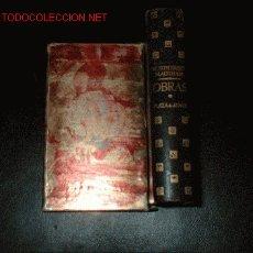 Libros de segunda mano: OBRAS DE PLAZA Y JANES. Lote 26310688