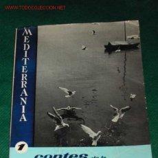 Libros de segunda mano: CONTES DE LA MAR EXACTA DE JOSEP SERRA I ESTRUCH 1958 1A EDICION. Lote 15760159