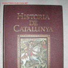 Libros de segunda mano: HISTORIA DE CATALUNYA. EL PERIODICO 1992. TAPAS DURAS FORMATO GRANDE. `.. Lote 183890997