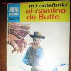Libros de segunda mano: MINI LIBROS BRUGUERA SERIE OESTE Nº 949. Lote 2274746