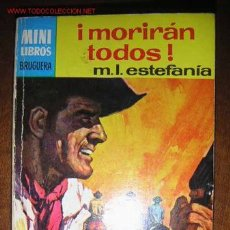 Libros de segunda mano: MINI LIBROS BRUGUERA SERIE OESTE Nº 1005. Lote 2275015