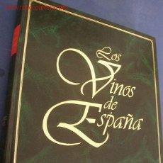 Libros de segunda mano: LOS VINOS DE ESPAÑA- CATA- EDC. CASTELL- 1987-. Lote 20238744