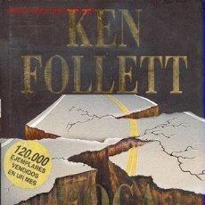 Libros de segunda mano: EN LA BOCA DEL DRAGÓN - KEN FOLLETT - 1998. Lote 2357236