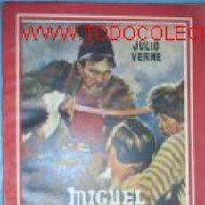 Libros de segunda mano: MIGUEL STROGOFF. JULIO VERNE. GRANDES AUTORES.. Lote 2365826