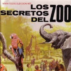 Libros de segunda mano: LOS SECRETOS DEL ZOO. PLAZA & JANES, S.A. EDITORES, 1974. Lote 25485492
