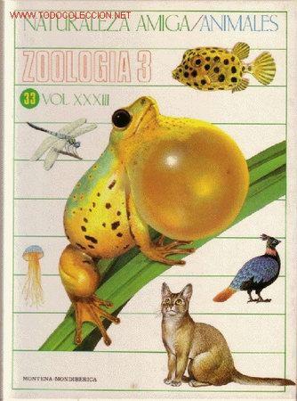 NATURALEZA AMIGA / ANIMALES. ZOOLOGIA 3 (Libros de Segunda Mano - Ciencias, Manuales y Oficios - Otros)