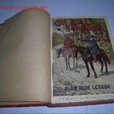 Libros de segunda mano: GIL BLAS DE SANTILLANA -SOPENA-. Lote 24606758
