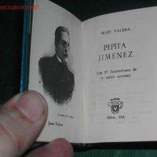 Libros de segunda mano: PEPITA JIMENEZ DE JUAN VALERA CRISOLÍN N.14. Lote 27473487