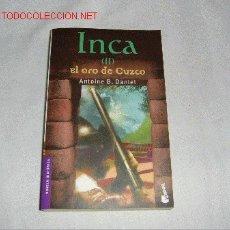 Libros de segunda mano: INCA.EL ORO DE CUZCO II. Lote 2652622