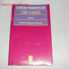 Gebrauchte Bücher - Cartas Marruecas - 2655086