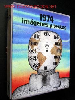 1974 IMÁGENES Y TEXTOS, POR MURANO (Libros de Segunda Mano - Historia - Otros)