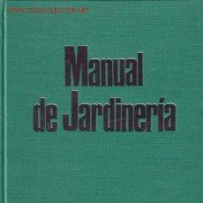 Manual de jardineria biblioteca de la vanguar comprar - Libros sobre jardineria ...