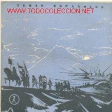 Libros de segunda mano: FELIPE II .............1956.......TEMAS ESPAÑOLES 271. Lote 15791603