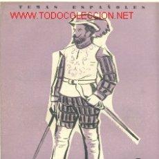 Libros de segunda mano: ROMANTICISMO ESPAÑOL .............1956......TEMAS ESPAÑOLES 272. Lote 20723628