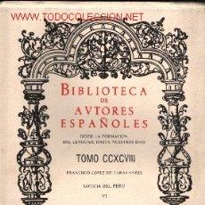 Libros de segunda mano: NOTICIA GENERAL DEL PERÚ. - 6 TOMOS.- POR FRANCISCO LÓPEZ DE CARAVANTES ...........1985-1989. Lote 14820882